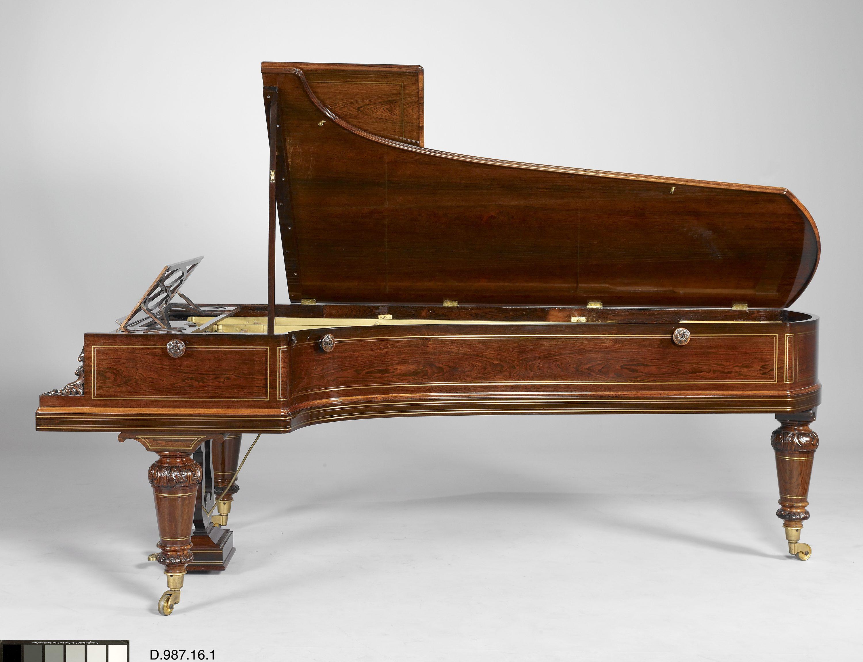 collections du mus e de la musique philharmonie de paris. Black Bedroom Furniture Sets. Home Design Ideas