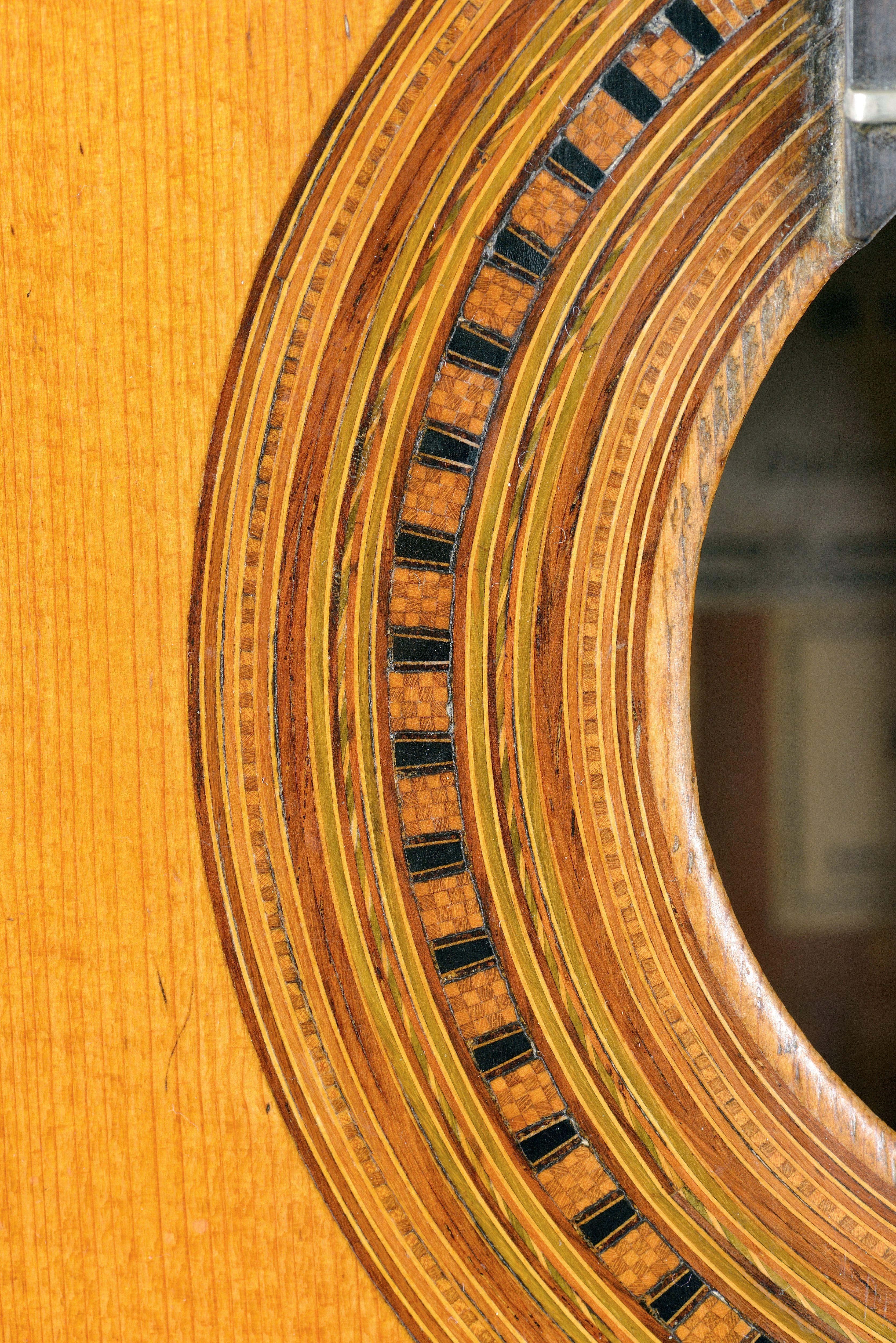 plans guitare selmer